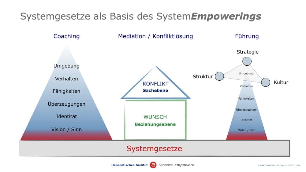 Systemgesetze als Basis des SystemEmpowerings